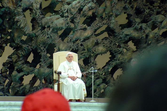 Generalaudienz mit Papst Benedikt XVI