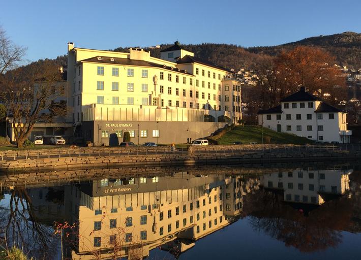 St. Paul Gymnas in Bergen, Norwegen