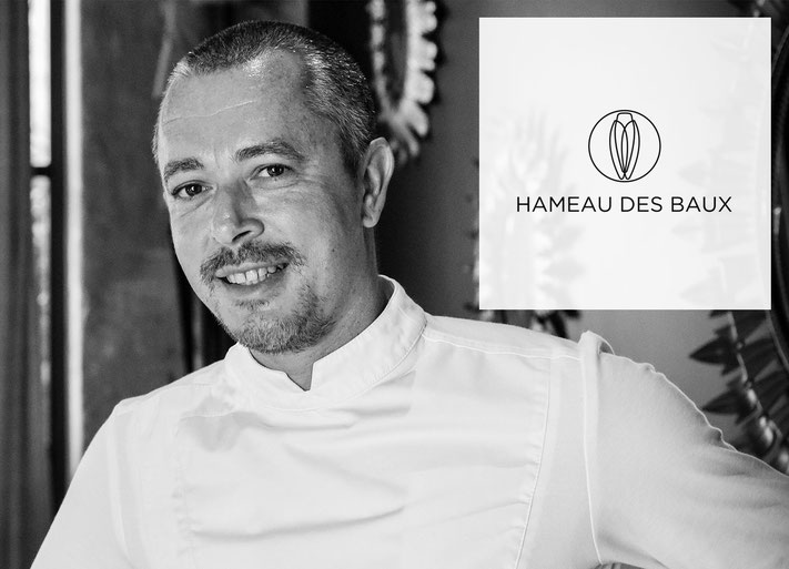 Stephan Paroche, the new chef at La Table du Hameau