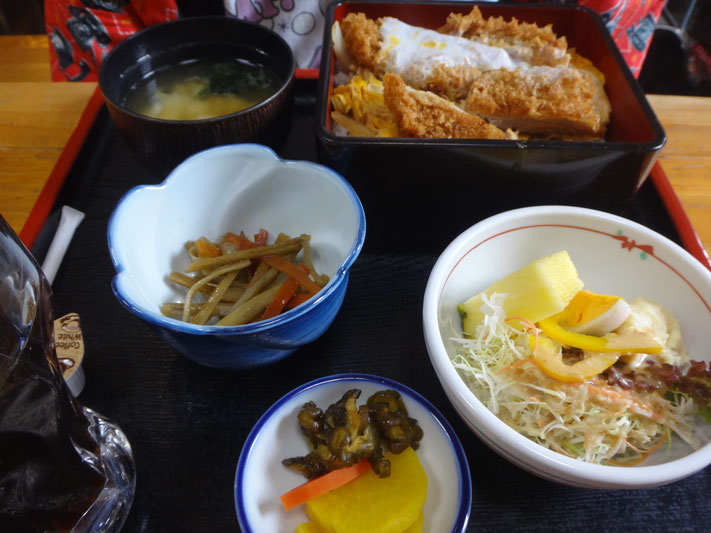 In a big city like Kumagaya, Saitama, you can eat at restaurants  All rights reserved by onegai kaeru