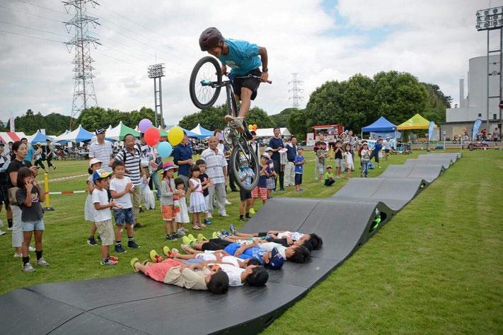 三重、桑名、自転車、BMX、MTB、デート、おでかけ、こども、レジャー、遊び、サイクリング