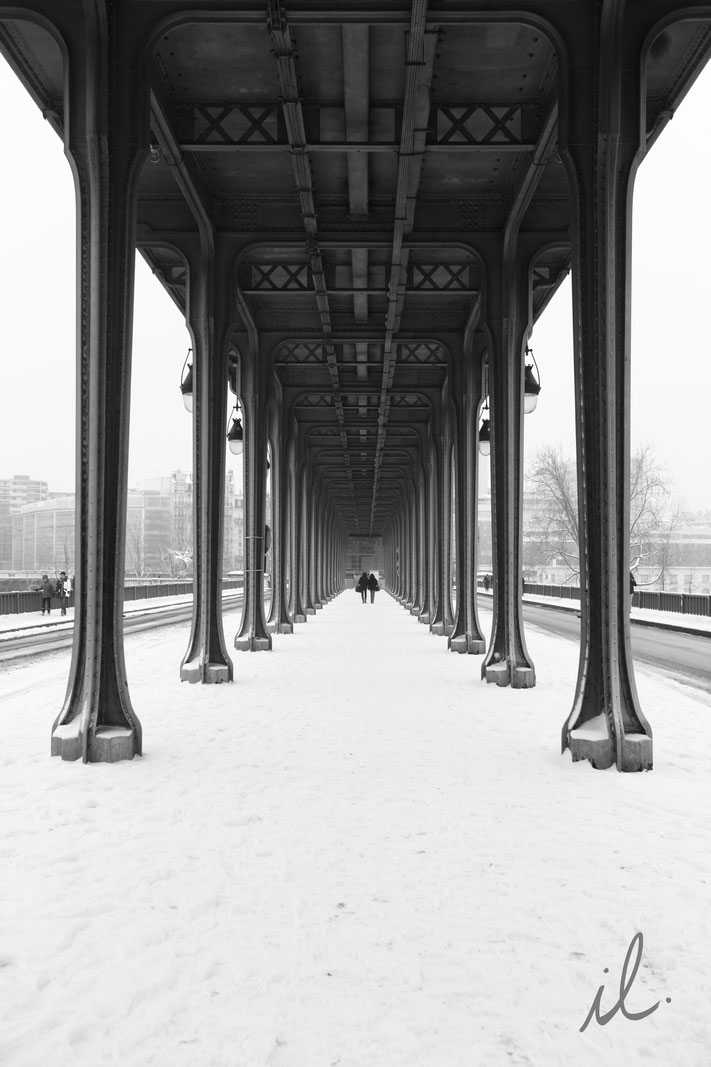 Bir Hakeim, Paris, France