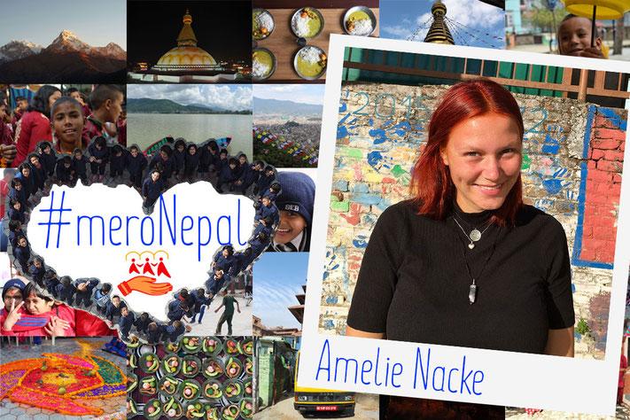 Amelie Nacke #meroNepal