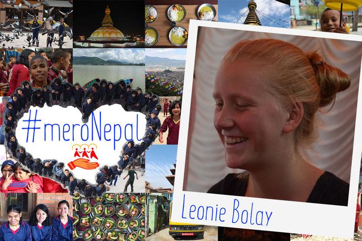 Leonie Bolay #meroNepal