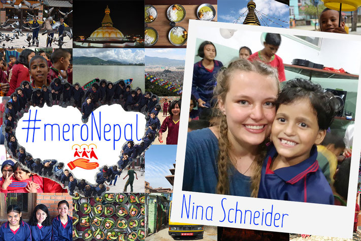 Nina Schneider #meroNepal