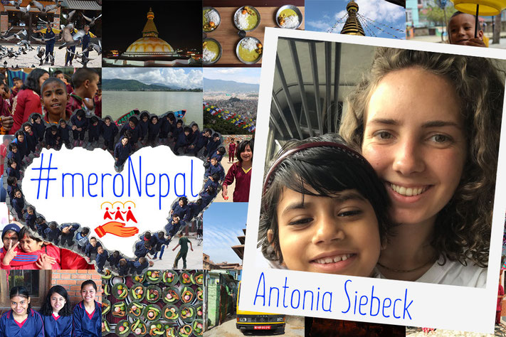 Antonia Siebeck #meroNepal