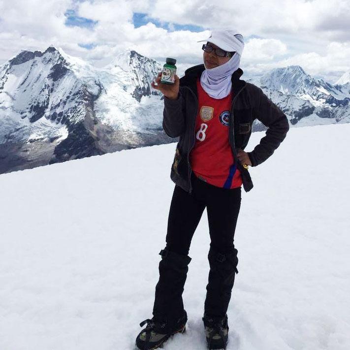 Boostez vos performances grâce au moringa régime sportif linda vida activité physique alpinisme Rosario Del Pilar Obregon Dominguez