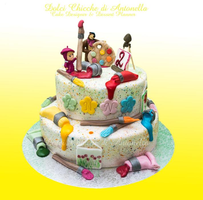 masha-torta masha-torte decorate-liguria-la spezia-sarzana