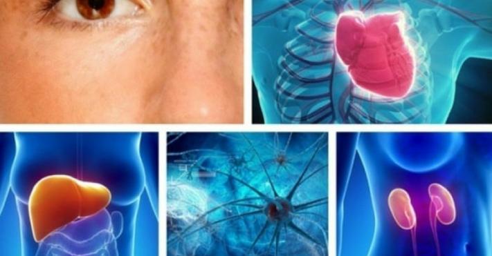 Las 10 partes del cuerpo que se ven afectadas por el estrés