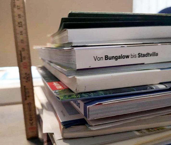 Wir denken nachhaltig deshalb verschicken wir keine Kataloge