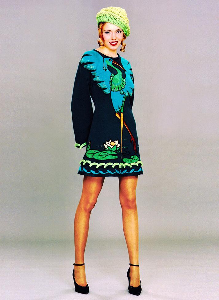 Alexander Seraphim's knits, 1999
