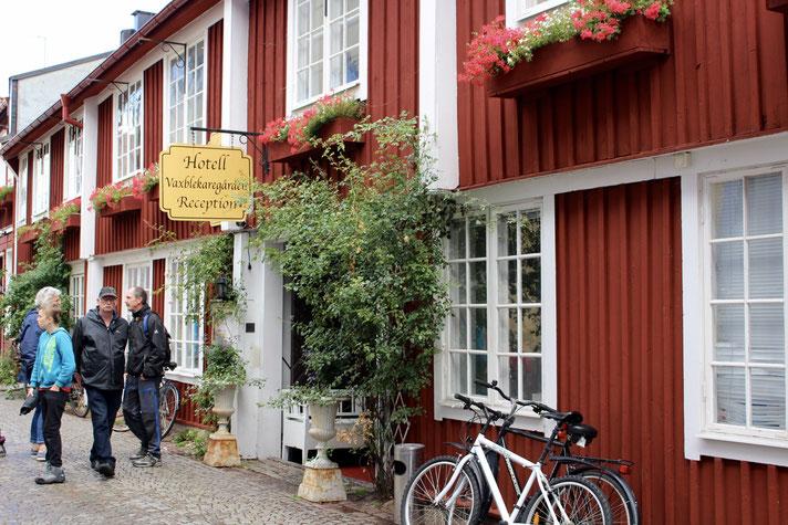 Schnuckeliges Hotel in der Partnerstadt von Neusäß