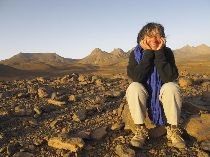 Randonnée dans le Hoggar Algérien