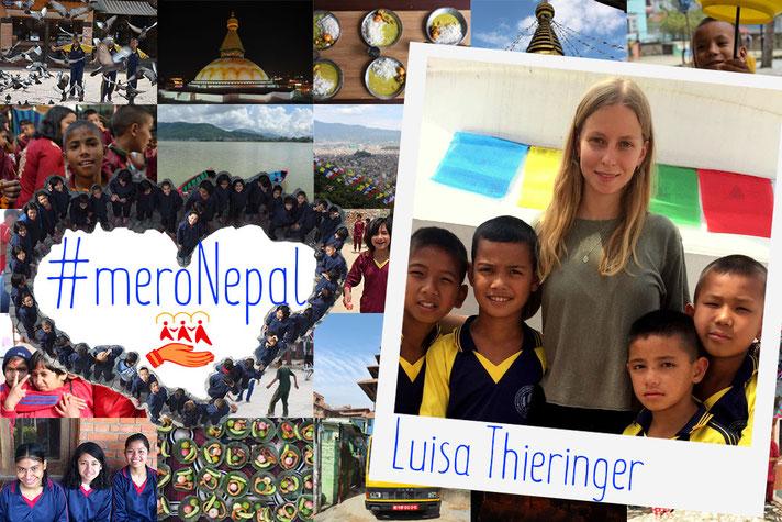 Luisa Thieringer #meroNepal
