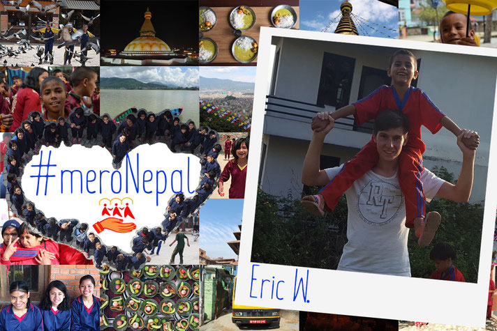 Eric W. #meroNepal