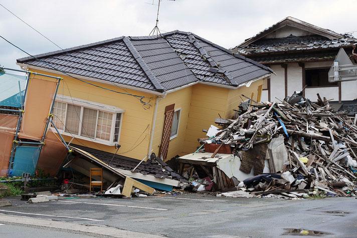 新耐震基準の住宅も建物状況調査(インスペクション)プラス耐震診断を!