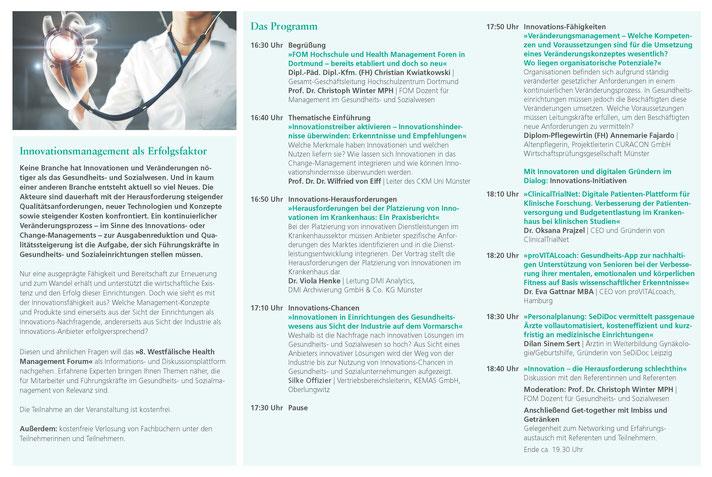Aktuelles - CKM Centrum für Krankenhausmanagement