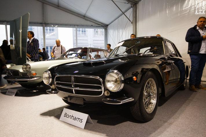 OSCA 1600 GT coupé châssis n° 019