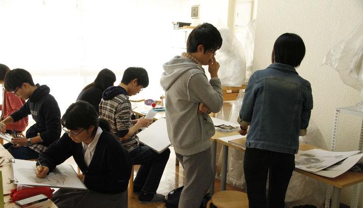 金沢美術工芸大学デザイン科の受験対策