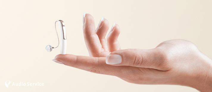 Stiline Finger Hörgerät