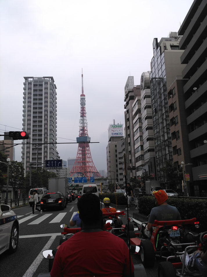 You will drive in a big city with many cars! all rights reserved by onegai kaeru