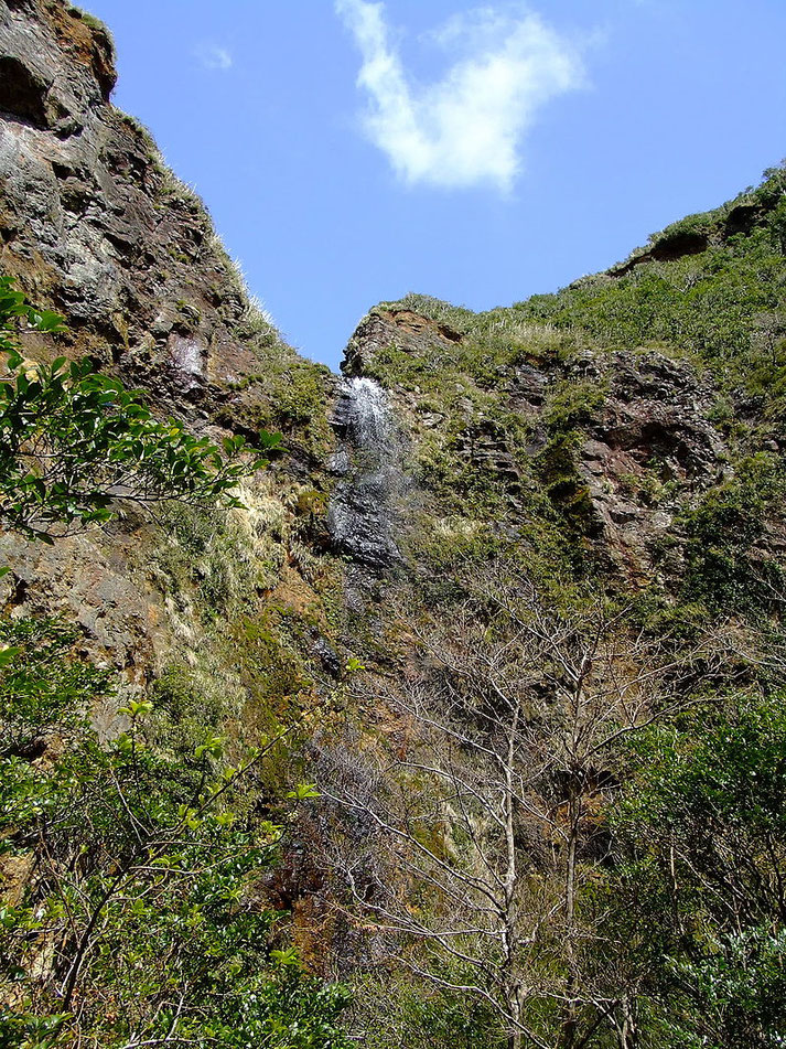 Karataki water fall Source: wikipedia