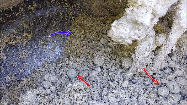Hanfingenieur: Probleme beim Mischen von Hanfkalk im Betonmischer