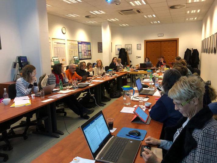 Groupe de travail n°3 du processus européen de normalisation