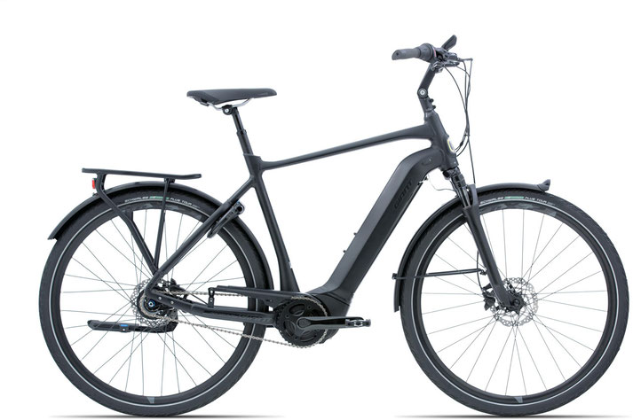 Giant Dailytour E+ 1 GTS - 2020 e-Bike 2020
