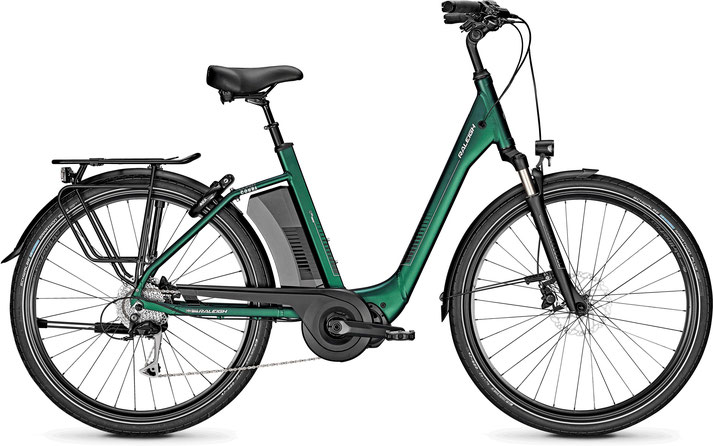 Raleigh Corby 9 XXL City e-Bike 2018