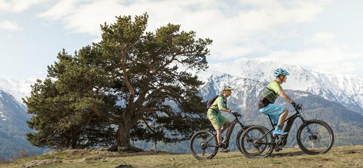 Giant e-Bikes und Pedelecs in der e-motion e-Bike Welt in Münchberg