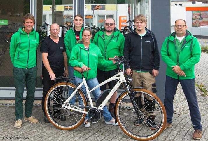 Unser Team in Schleswig - e-motion e-Bike Welt Schleswig