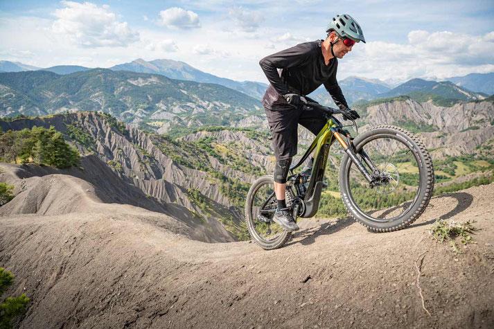 Giant Reign E+ 2020 e-Mountainbikes