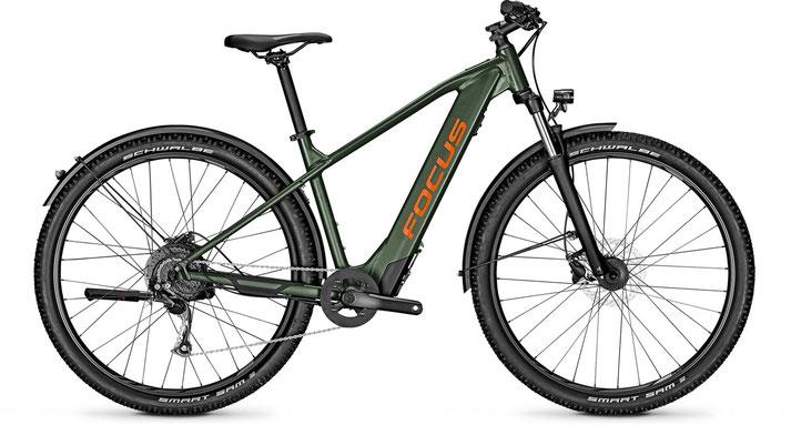 Focus Whistler² e-Bikes 2020