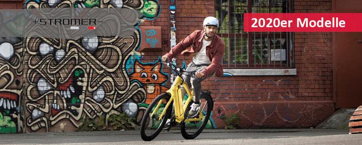 Stromer e-Bikes 2020 Lifestyle e-Bike, City e-Bike, S-Pedelec