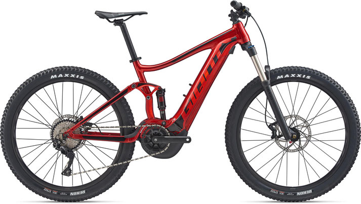 Giant Stance E+ 2 - 2020 e-Mountainbike 2020
