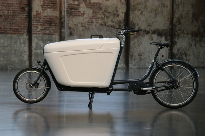 Babboe Pro Bike-E Mittelmotor - 2020
