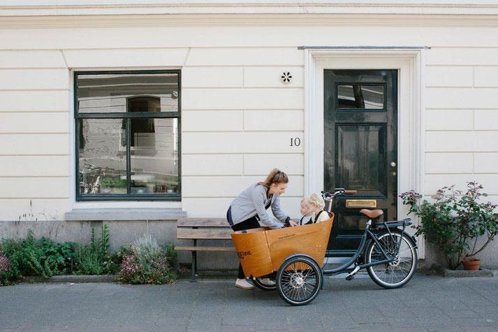 Babboe Lastenräder in der e-motion e-Bike Welt Würzburg kaufen
