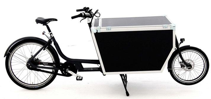 Babboe Pro Bike-E Flightcase Mittelmotor - 2020