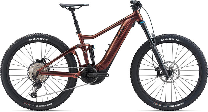 LIV Intrigue E+ 1 Pro - e-Mountainbike 2020