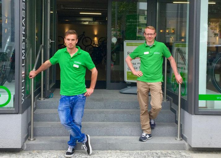 e-motion e-Bike Experten in der e-motion e-Bike Welt in Braunschweig