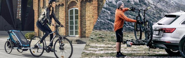 Thule e-Bike Fahrradheckträger