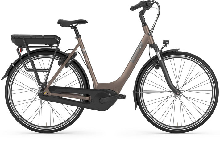 Gazelle Paris e-Bikes 2020