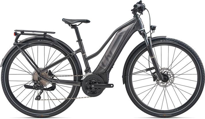 LIV Amiti-E+ 1 - Trekking e-Bike 2020