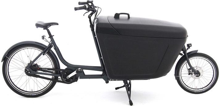 Babboe Pro Bike Mittelmotor - 2020