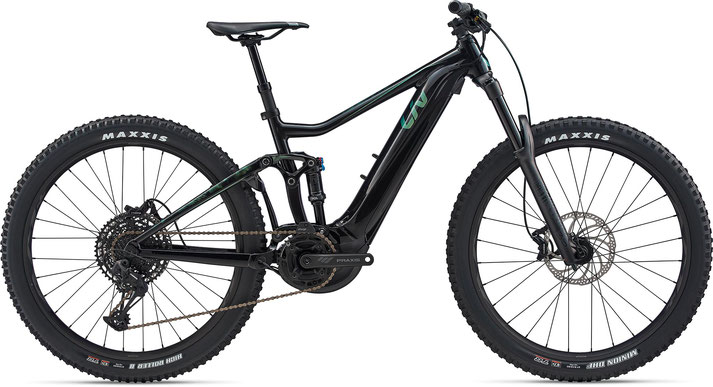 LIV Intrigue E+ 2 Pro - e-Mountainbike 2020