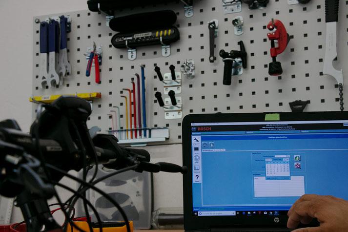 e-Bike Service Werkstatt in Karlsruhe