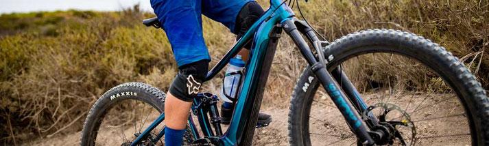 Liv e-Mountainbikes und e-Trekkingbikes 2019 für Frauen in der e-motion e-Bike Welt in Stuttgart