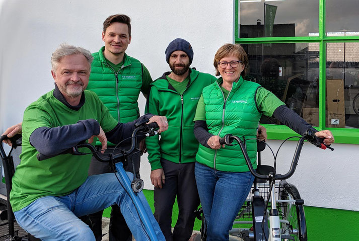 Beratungstermine  in der e-motion e-Bike Welt Karlsruheonline buchen