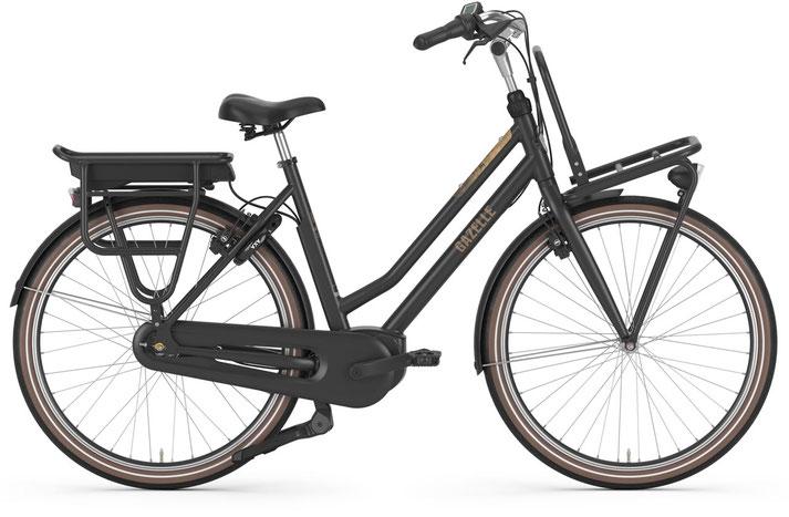 Gazelle HeavyDutyNL e-Bikes 2020